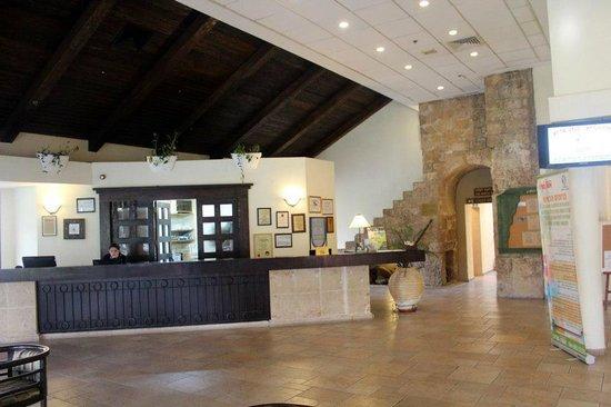 Hagoshrim Hotel & Nature : Lobby