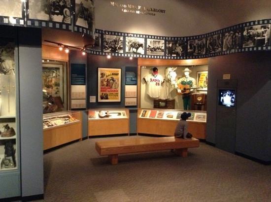 Southwest Museum: Gene Autry exhibit