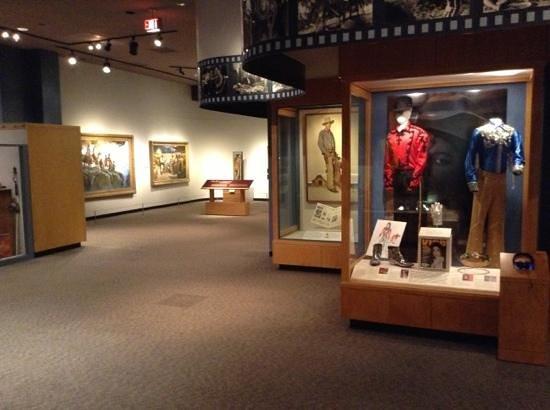 Southwest Museum: cowboys exhibit