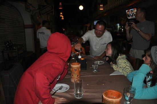Margaritas Restaurant: More magic.