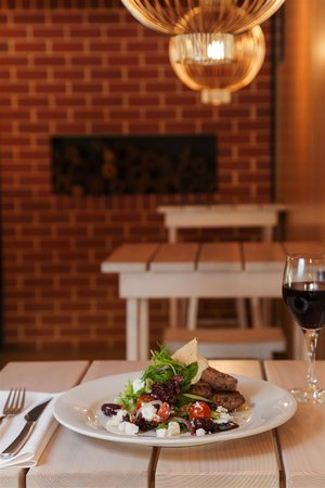 Comfort Inn Haven Marina: Plank Kitchen & Bar