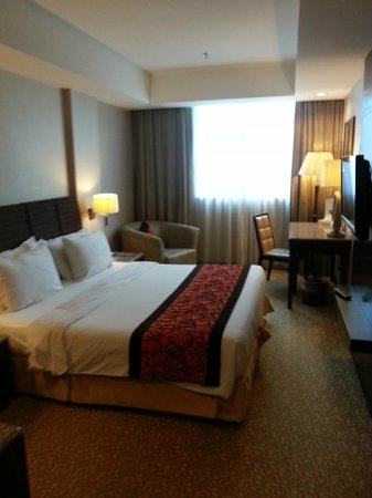 Hotel Grand Paragon: Hotel Room