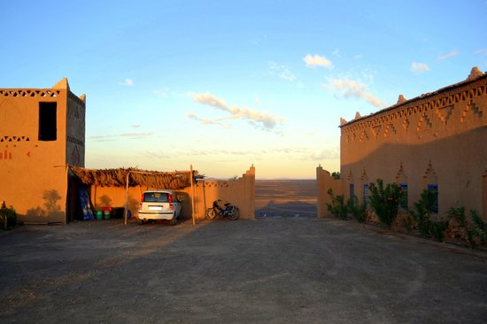Kasbah Hotel Panorama : Outside the hotel