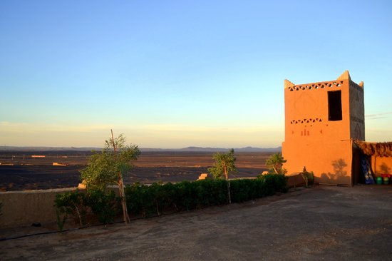 Kasbah Hotel Panorama: View from the hotel