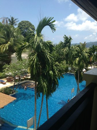 Horizon Karon Beach Resort & Spa: Room view