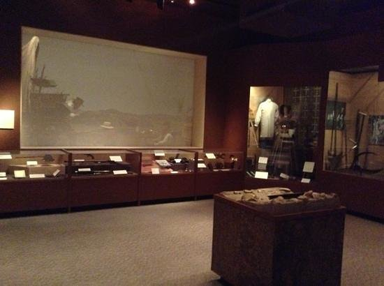 Autry Museum of the American West: exhibit