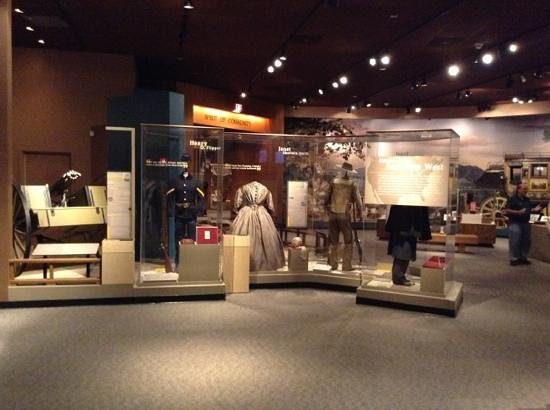 Autry Museum of the American West : exhibit