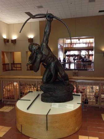 Autry Museum of the American West: atrium