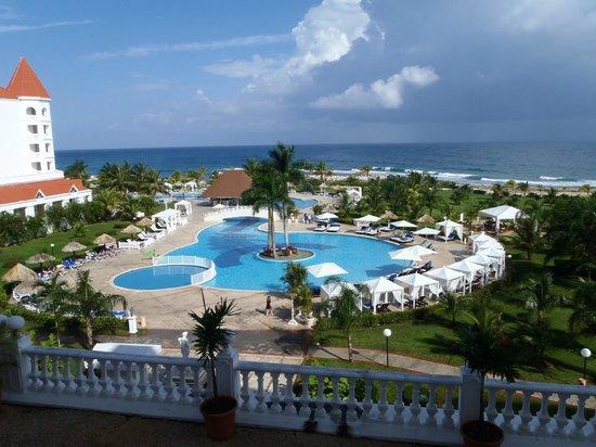 Grand Bahia Principe Jamaica: View from 21 block