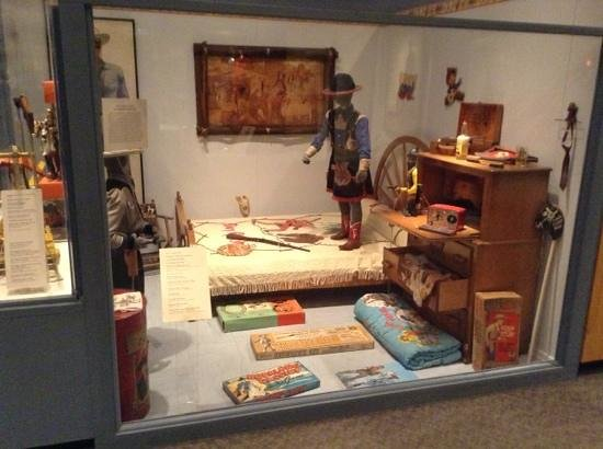 Autry Museum of the American West: Remember these items!