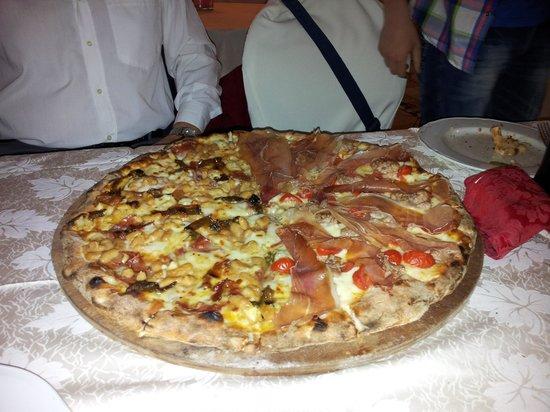 B&B Leonardo's: pizza a ruota