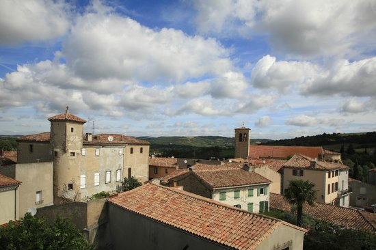 Maison Laurent : view from Room 4