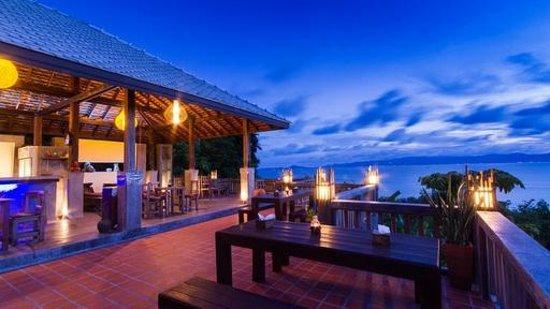 Thongyang Seaview Restaurant and Lounge Bar: บรรยากาศภายในร้าน