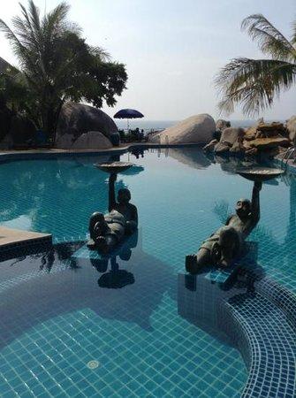 Jamahkiri Resort & Spa: dip anyone ?