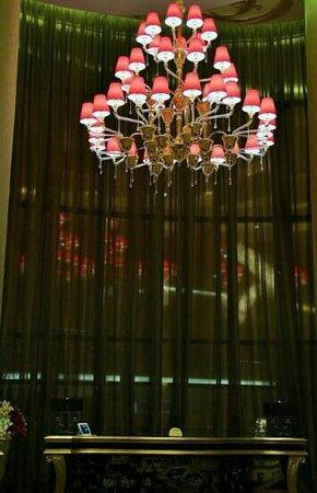 The Trans Luxury Hotel Bandung: Reception area