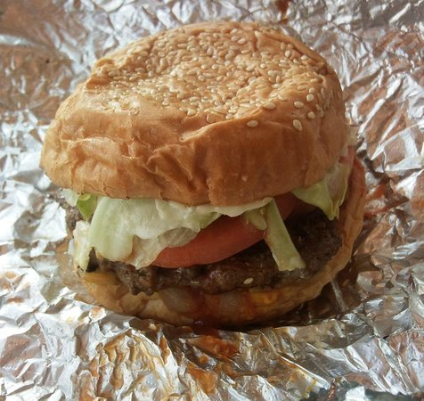 Five Guys: moment of Truth