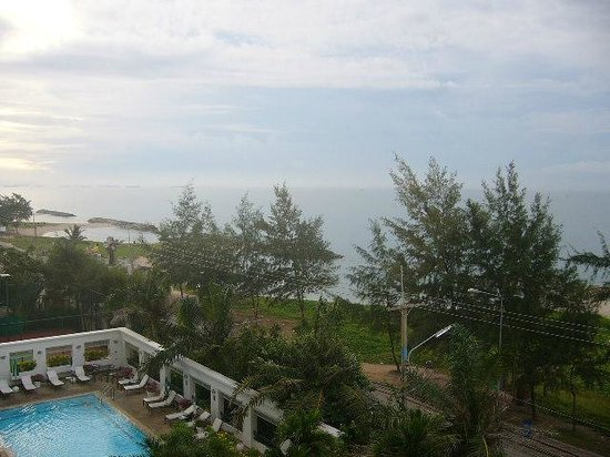 Kantary Bay, Rayong : morning view from balcony