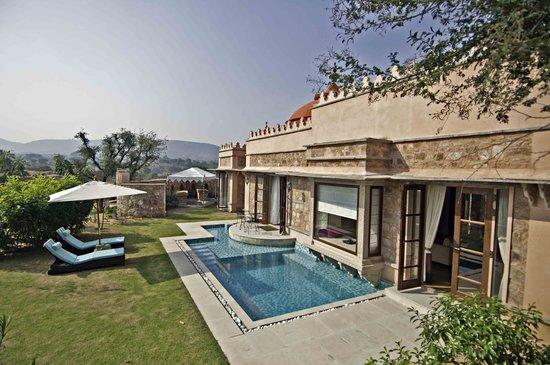 Tree of Life Resort & Spa Jaipur : Luxury Pool & Spa Villa