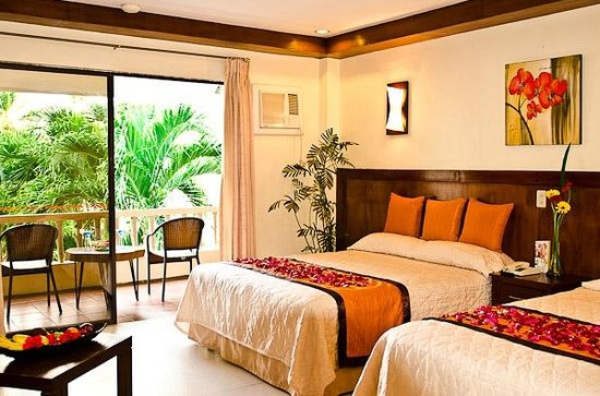Jony's Beach Resort: Superior Room
