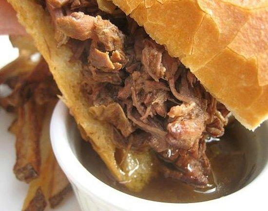 Karen's Place: Tender juicy Beef dips.