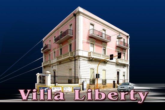 Villa Liberty B&B: Palazzo Gigante,Villa Liberty