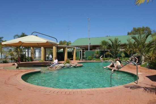 Bunbury Glade Caravan Park: Swimming Pool