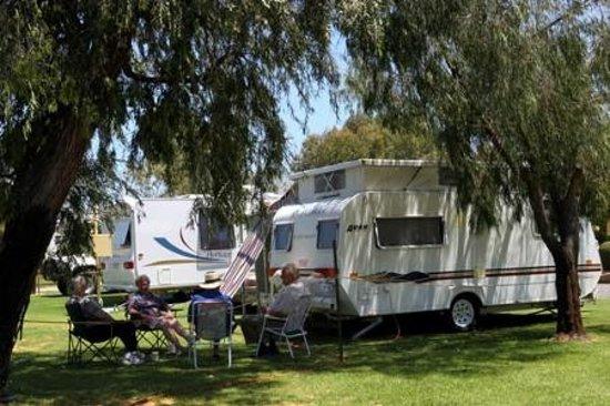 Bunbury Glade Caravan Park: Powered Site