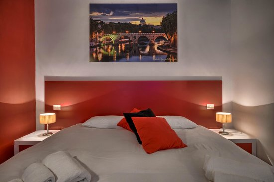 A View of Rome: Double Room