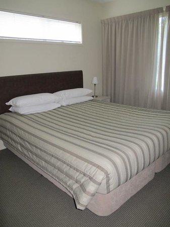 Ratanui Villas: Separate bedroom