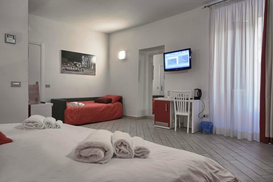 A View of Rome: Triple Room