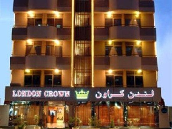 Photo of London Crown 1 Hotel Apartments Dubai