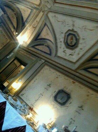 Hotel Bosone Palace: sala colazione