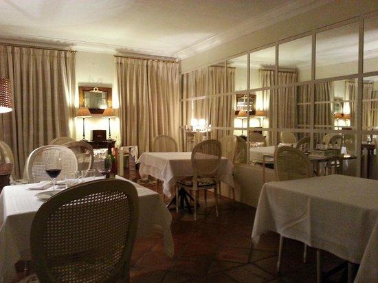 Salinas de Imon Hotel & Spa: Uno de los dos salones que tiene para cenar