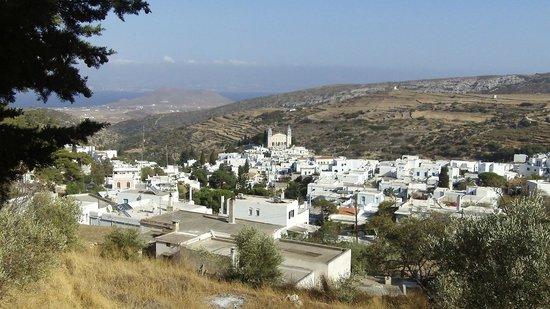 Villas Byzantino: Village de Lefkes