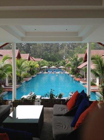 L'esprit de Naiyang Resort: pas vraiment d'esprit...