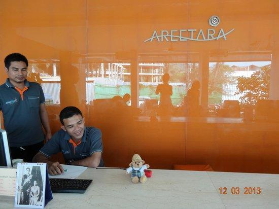 Aree Tara Resort: Great staff