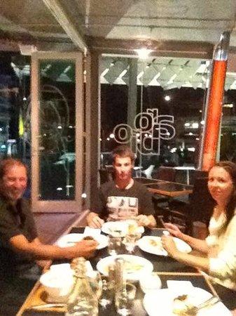 Arborio Restaurant, Cafe & Bar: fab food!