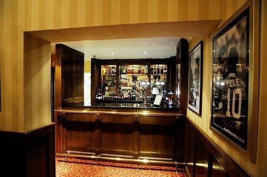 Langham Hotel: Langhams Bar