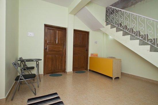 casa sumanjo reception area