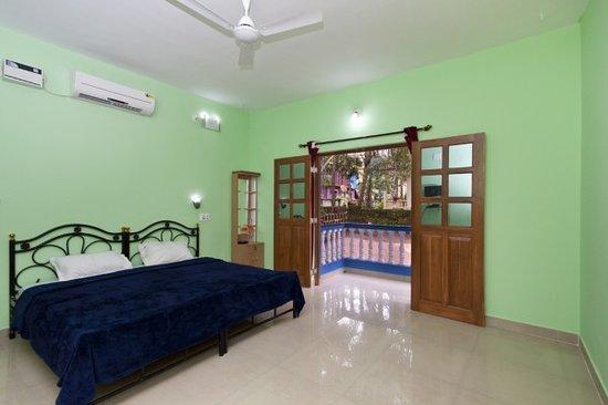 Casa Sumanjo: bedroom
