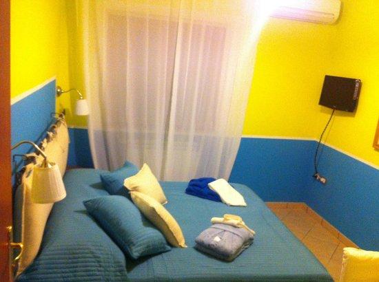 L'Ancora : Interno camera