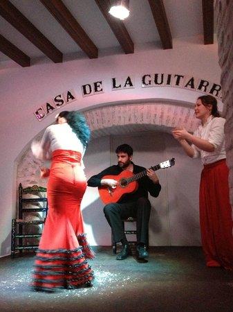 Casa de la Guitarra : The show