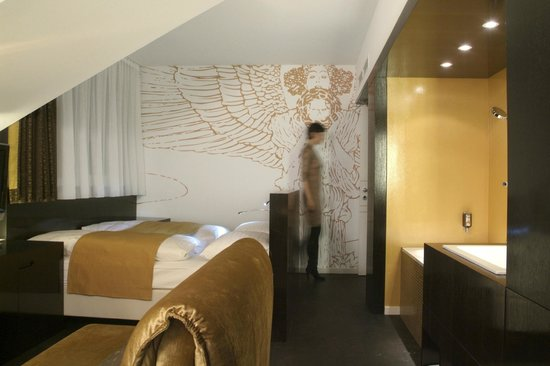 Alma Boutique-Hotel: Alma Hotel Wien Sweet