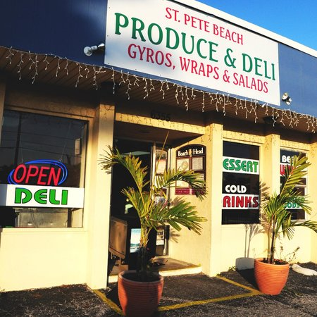 St. Pete Beach Produce & Deli