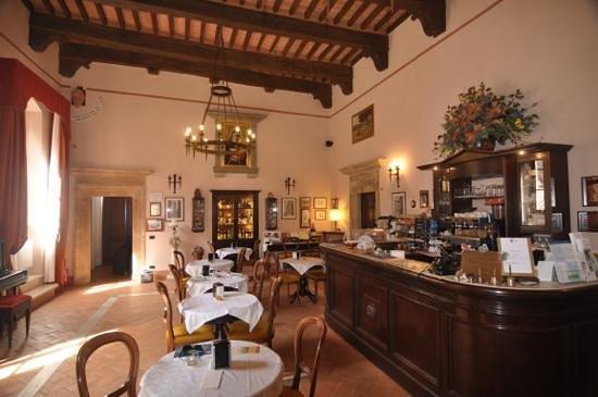 Meuble il Riccio: the lobby