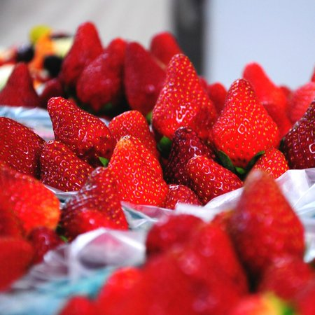St. Pete Beach Produce & Deli: Strawberry Fields Forever