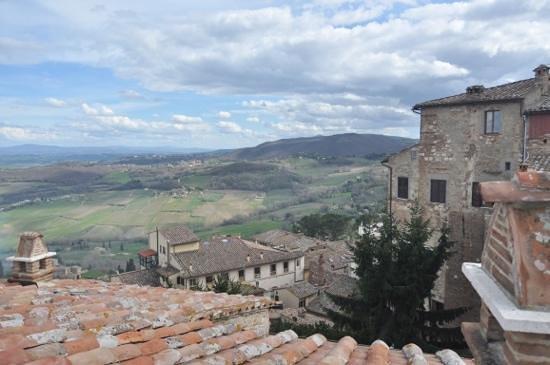 Meuble il Riccio : from the terrace
