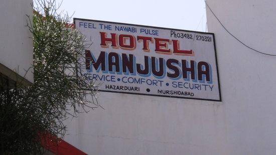 Hotel Manjusha
