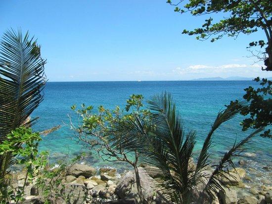 Tuko Beach Resort: View from the Resort