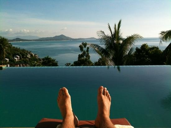 Ban Sua Samui: Great View